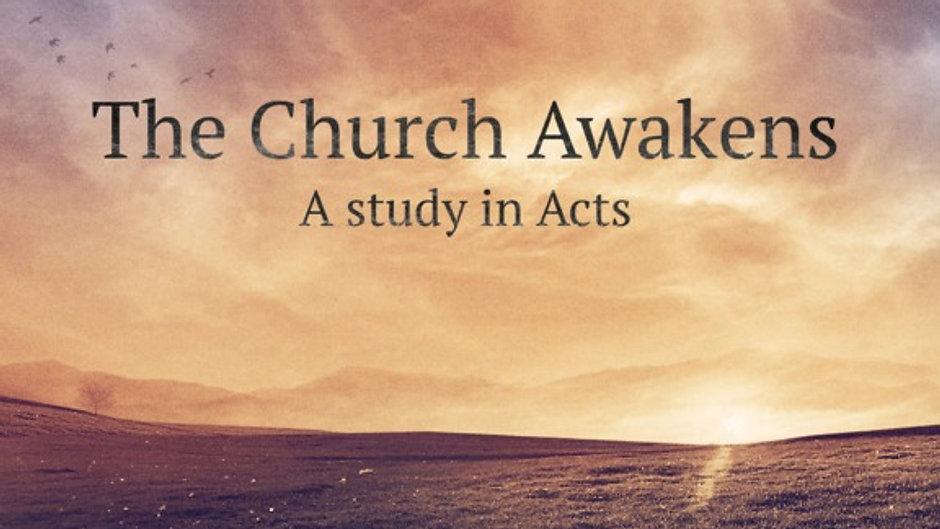The Church Awakens