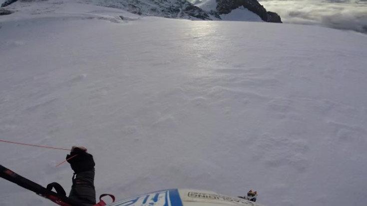Jungfrau Crampon Launch