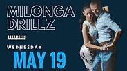 Milonga DrillZ May 19, 2021