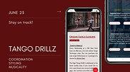Tango DrillZ June 23, 2021
