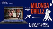 Milonga DrillZ June 16, 2021