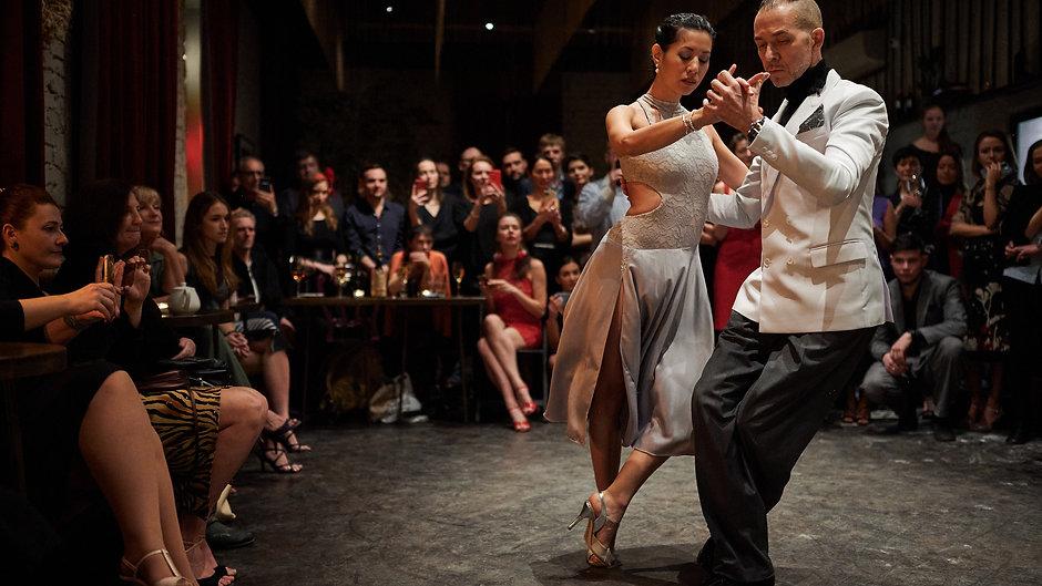 The Art Of Tango Videos