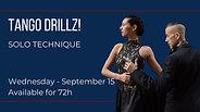 HD Tango DrillZ September 15, 2021