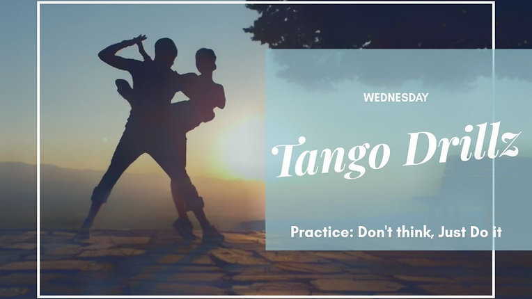 Tango DrillZ™ collection