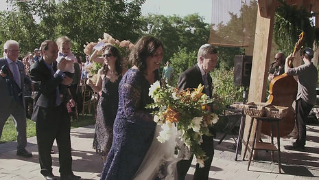 Dana & Merlin Wedding Video