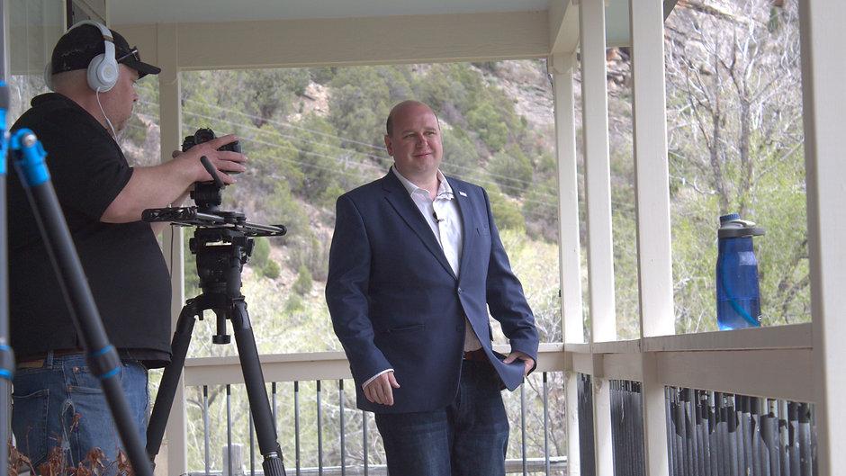 Colin Wilhelm for Colorado's videos