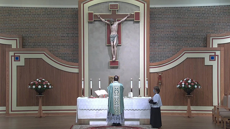 Sunday Mass - 2nd Sunday in Ordinary Time