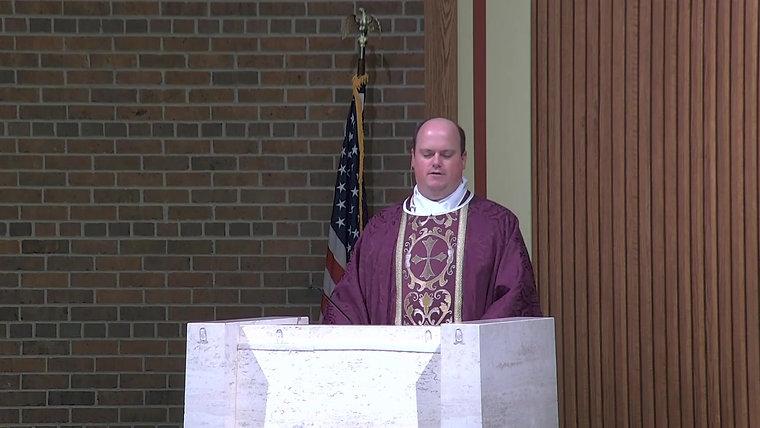Sunday Mass - 2nd Sunday of Lent