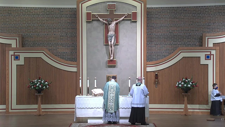 Sunday Mass - 24th Sunday in Ordinary Time