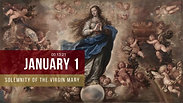 Solemnity of the Blessed Virgin Mary