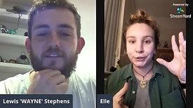 Lockdown Live Stream  #4 - Elle Gentle