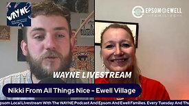 Lockdown Livestreams #22 - Nikki From All Things Nice