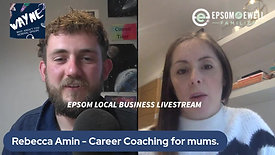 Rebecca Amin - Career Coach, Specialising In Mothers