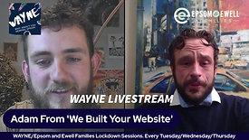 Lockdown Livestream #22 - We Built Your Website