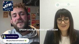 Local livestream #38 - Naz From Powertutor