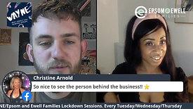 Lockdown WAYNE Stream #19 - Devenia from Epsom & Ewell Families
