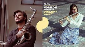 HORIZON - The Festival's Young Talent - Célestine Wacquez & Lennert Baerts