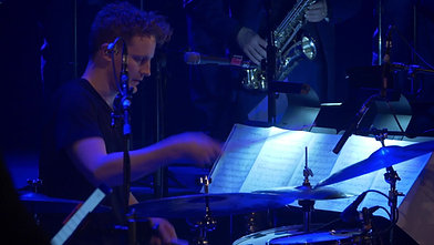 We Orchestrate Words - Brussels Jazz Orchestra - Preview