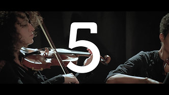 Beethoven in Pocketsize - Symphony No. 5 by soloists of La Monnaie Symphony Orchestra - Trailer