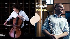 HORIZON - The Festival's Young Talent - Arthur Daems & Koen Ubaghs
