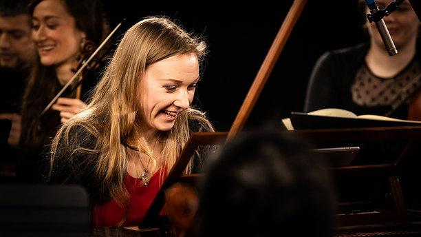 Olga Pashchenko & il Gardellino - Mozart pianoconcerto 17