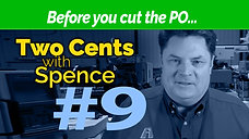 Before you cut the P.O #9