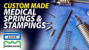 Medical SPRINGS & STAMPINGS