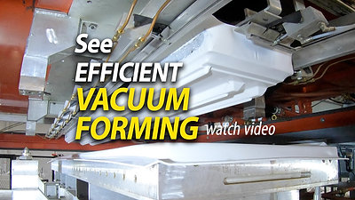 Vacuum Forming is all thermoforming