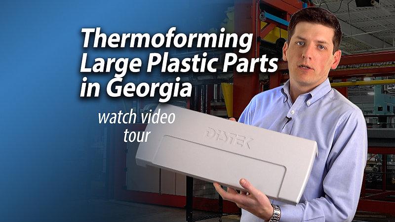 Take a tour of C&K Thermoforming of Georgia