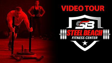 Video tour of Steel Beach Fitness Oakville CT
