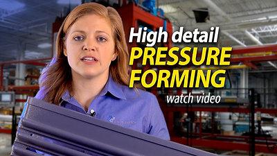 Pressure Forming of Plastics
