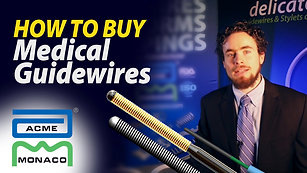 HOW TO BUY GUIDEWIRES