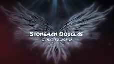 OFFICIAL STONEMAN DOUGLAS COLOR GUARD LOGO 2019