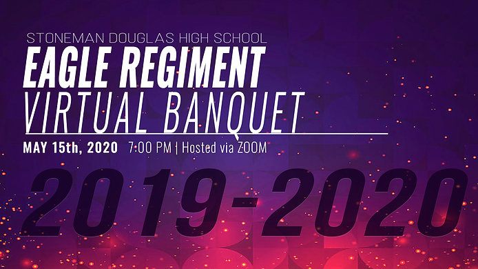 2020 Eagle Regiment Virtual Band Banquet