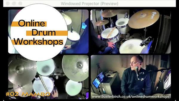 Drum Workshop #02 Mambo