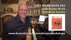 Workshop #02 One Note Samba