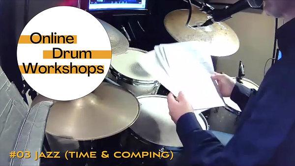 Drum Workshop #03 Jazz (Time&Comping)