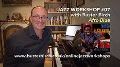 Workshop #07 Afro Blue
