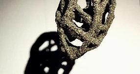 pyrite sculpture