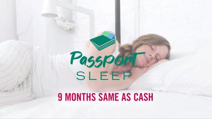Rent One - Passport Sleep