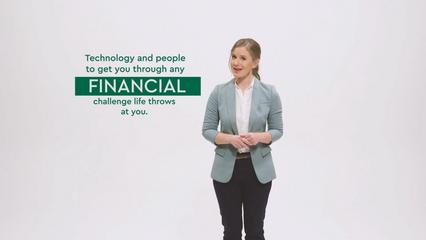 Commerce Bank Social Ad - Mature Couple