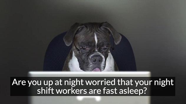 Keep your staff awake!
