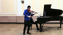 Violin Concerto, Op.47 - I. Allegro moderato - Jean Sibelius