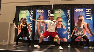 SCW fitness 2018 in San Francisco CA