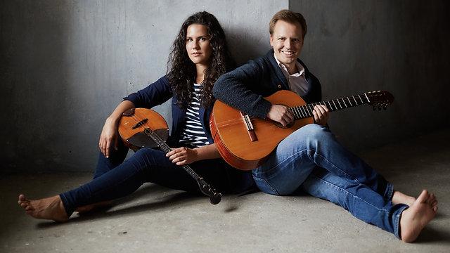 Evgenia Markova and Vladimir Kirasirov - www.theduo-music.com