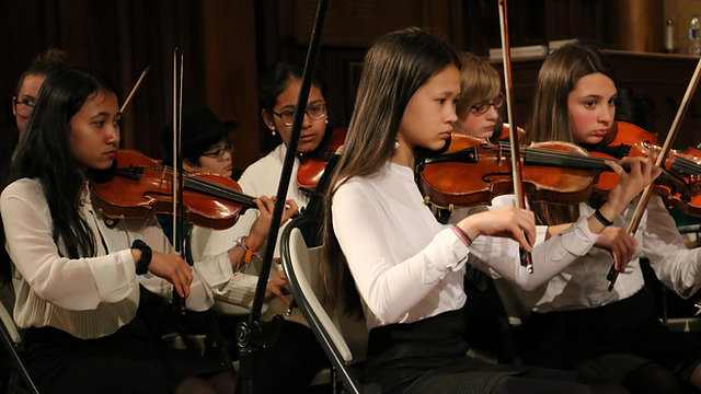 Musicopia String Orchestra Concert Footage