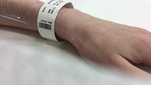 Cut Me Free (hospital tag) (2017)