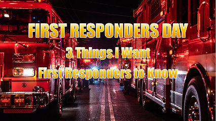 3 Things I Want First Responders To Know-Apple Devices HD (Most Compatible)