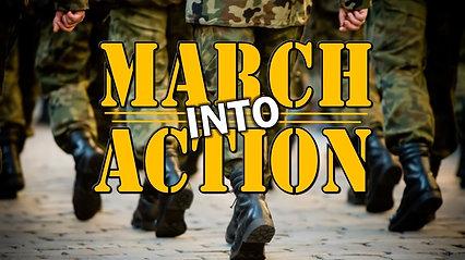 March 31 What Happens When I Volunteer