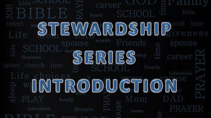 Stewardship Intro